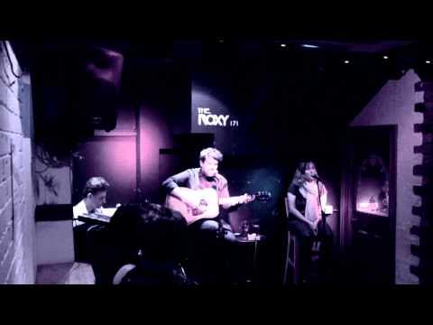 James Edwyn and The Borrowed Band - Something Cold - Roxy 171, Glasgow 10/10/2013