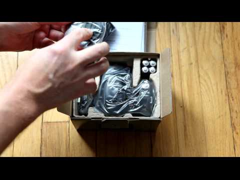 FinePix S4300 Unboxing
