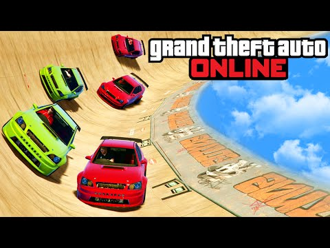 GTA 5: Online - Stunts, Funny Moments & Game Modes (GTA Online Livestream Recap)