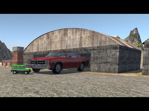 BeamNG.drive - Honey, I Blew Up The Car