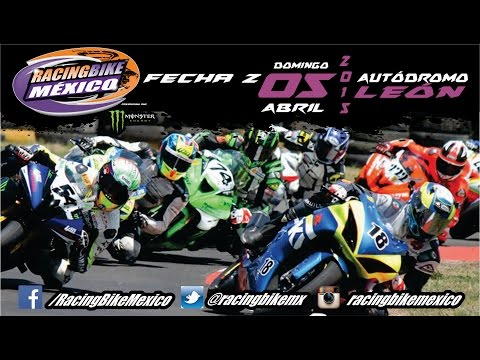 FECHA 2 2015 RACING BIKE MEXICO PRESENTADO POR MONSTER ENERGY