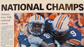 How two Alabama grads named Auburn 2004 national champions