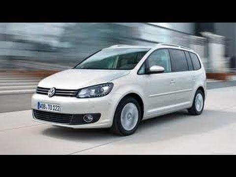 Volkswagen Touran, тест-драйв