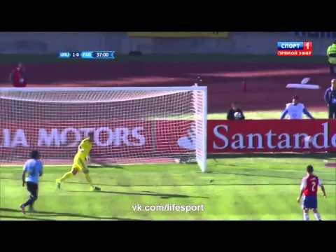 Кубок Америки!! Уругвай 1:1 Парагвай!