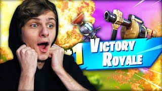 IK BEN DE KONING VAN HIGH EXPLOSIVES! | Fortnite