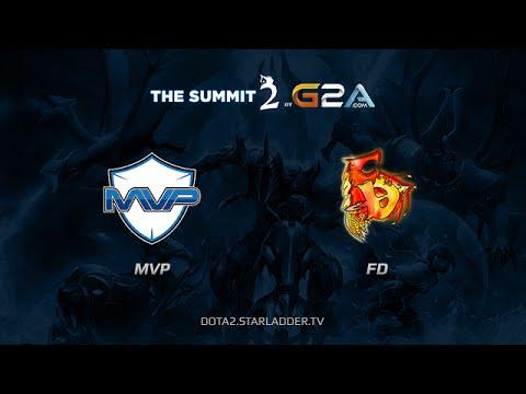 MVP.Phoenix -vs- FD, The Summit 2 SEA, Day 13, game 2