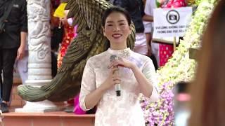 Người dân đổ về nhà thờ của Hoài Linh dự lễ giỗ Tổ sân khấu