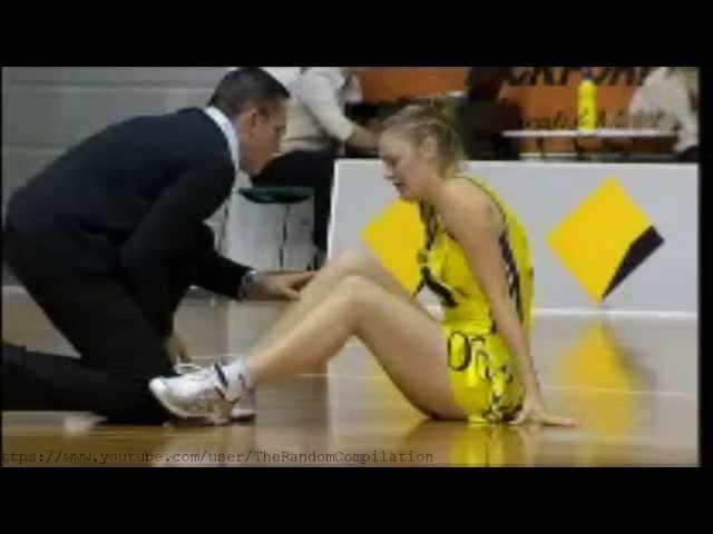 Women Sports Injury Compilation Part 3