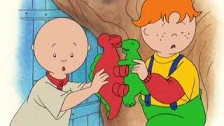 ᴴᴰ BEST ✓ Caillou - Caillou Sleeps Over (S01E54) NEW 2017 ♥