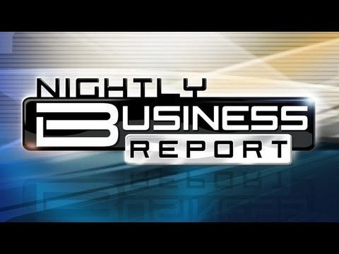 Aug 9, 2011 - Full Episode | Nightly Business Report | PBS