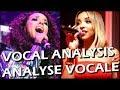 Tinashe: Vocal Analysis / Analyse Vocale (ENGLISH-FRANCAIS)