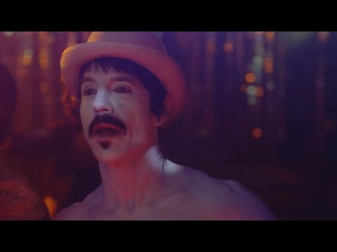 Red Hot Chili Peppers Go Robot music videos 2016