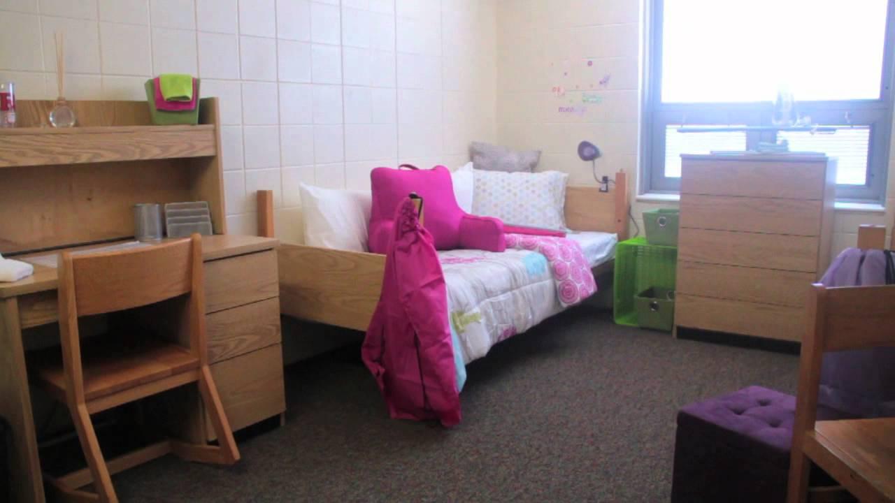 Rutgers University Dorm Rooms