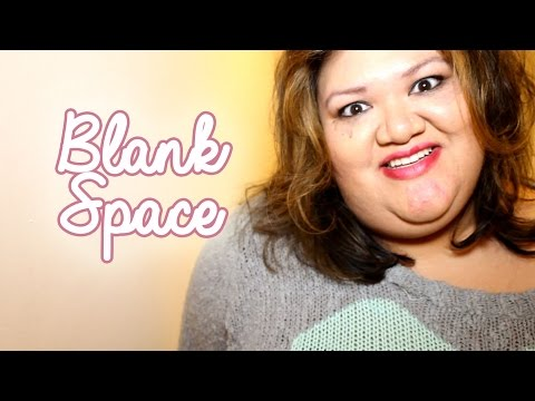Taylor Swift - Blank Space Parody video