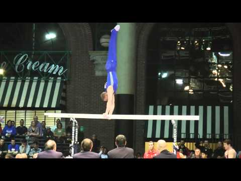 Steven Legendre - Parallel Bars - 2012 Winter Cup Finals