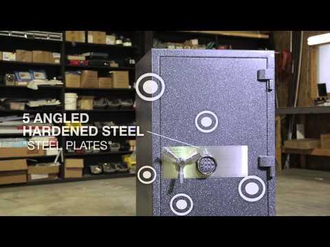 Hayman Magna Vault EX4020 Overview