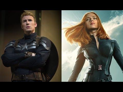 Captain America New Suit Explained & Black Widow Solo Movie Details