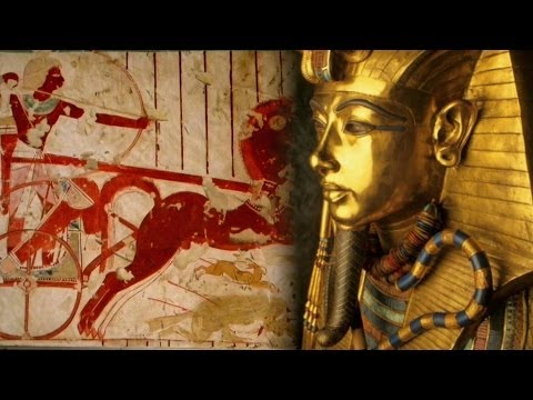 King Tut Died in a Chariot Accident Then Blew Up in His Coffin