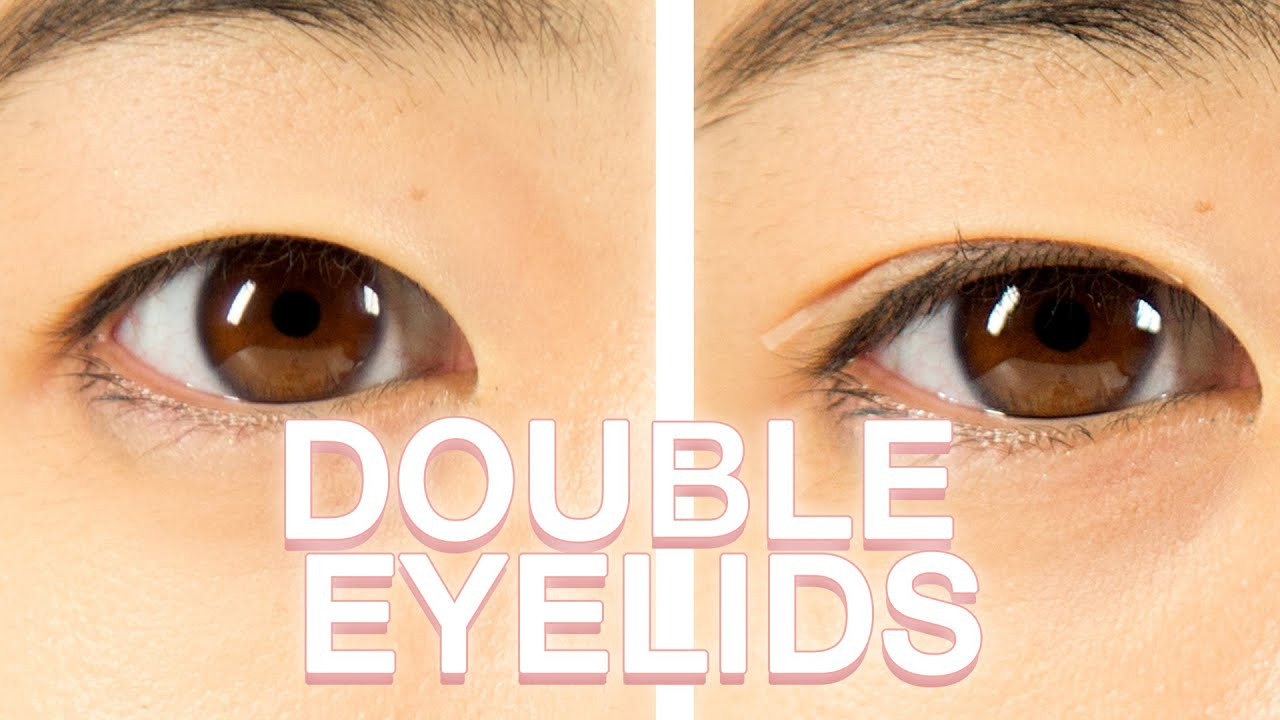 How to Make a Double Eyelid