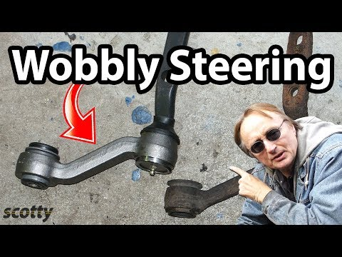 Fixing A Car With Wobbly Steering