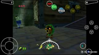 megaN64 Majora's mask missing textures/flickering fix