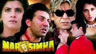 Narsimha Full Movie in HD | Sunny Deol Hindi Action Movie | Dimple Kapadia | Urmila Matondkar  from Ultra Movie Parlour