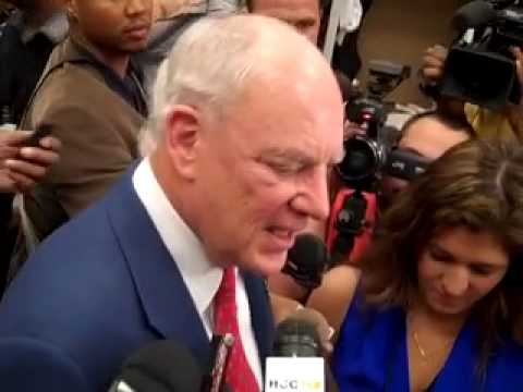 Texans owner Bob McNair after Texans 19-13 playoff win
