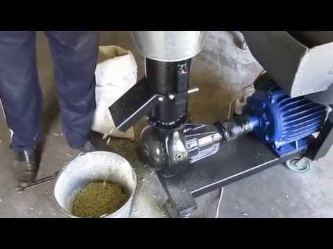 Как сделать своими руками гранулятор комбикорма