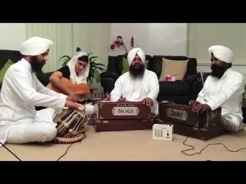 Toon Daataa Jeaa Sabhnaa Kaa - Bhai Harcharan Singh Ji Khalsa (hazoori Ragi Darbar Sahib) Coventry video