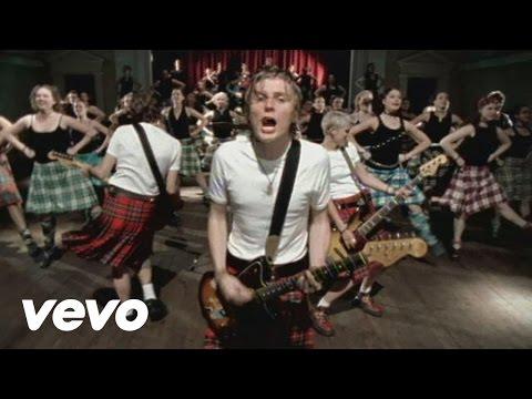 Jebediah - Fall Down