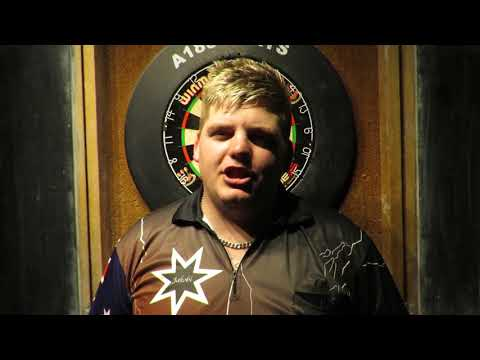 Corey Cadby: Look out PDC Q School, I'm coming!
