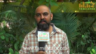 Harrish At Thittivasal Movie Team Interview