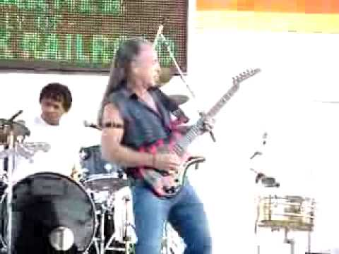 Grand Funk Railroad (Mark Farner) - Bad Time - 8/24/07