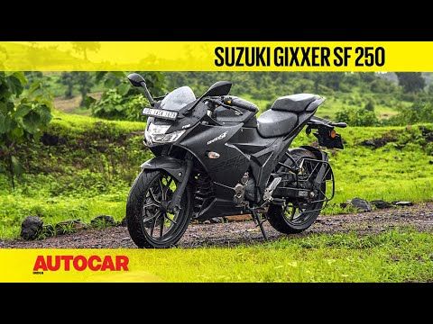 Suzuki Gixxer SF 250 | On-Road Review & Test Ride | Autocar India