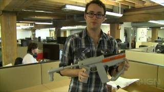 PlayStation Move Sharp Shooter Unboxing