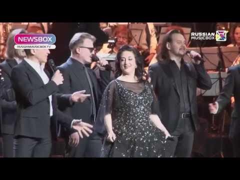 Юбилейный бенефис Тамары Гвердцители. NewsBox канале  RUSSIAN MUSICBOX