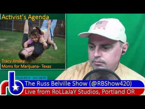 Listen to Your Mother - Tracy Ansley from Moms for Marijuana Texas