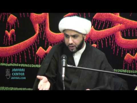 5th Muharram 2015/1437 Sheikh Abbas Panju English Majlis