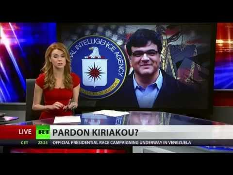 Petititon urges Obama to pardon ex-CIA whistleblower John Kiriakou