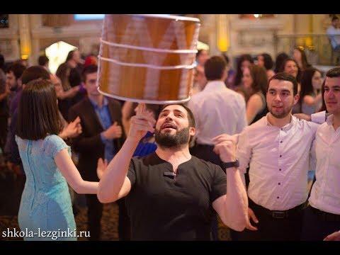Вечеринка школы лезгинки Тагира Исламова май 2017(Полная версия)