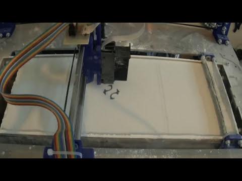 Plan B overview, Open source 3DP printer