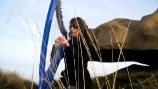 Toutouig - Lullaby from Brittany - harp / harpe