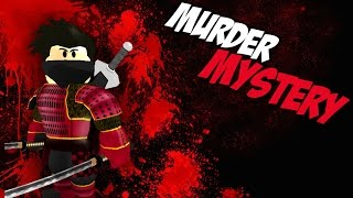 Roblox - MURDER MYSTERY - WHO IS THE KILLER!?