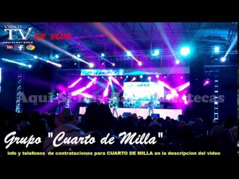 grupo 4 de milla en vivo el frenito - YouTube