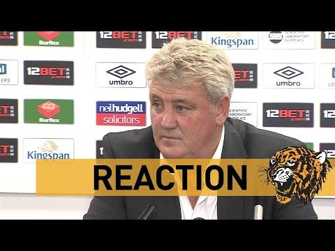 Hull City v KSC Lokeren OV | Post Match with Steve Bruce