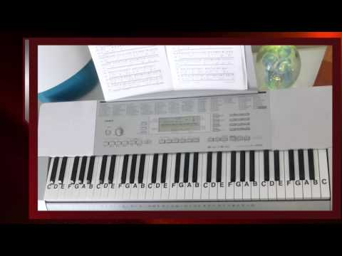 How To Play ~ Rather Be ~ Clean Bandit ft  Jess Glynne ~ LetterNotePlayer ©