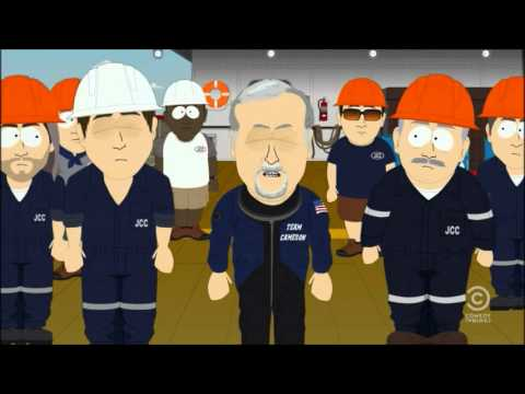 James Cameron South Park