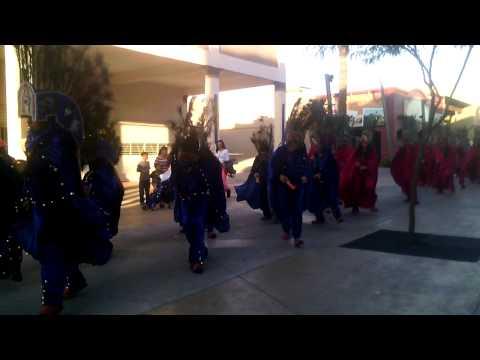 Danza de Matachines MMA 2014