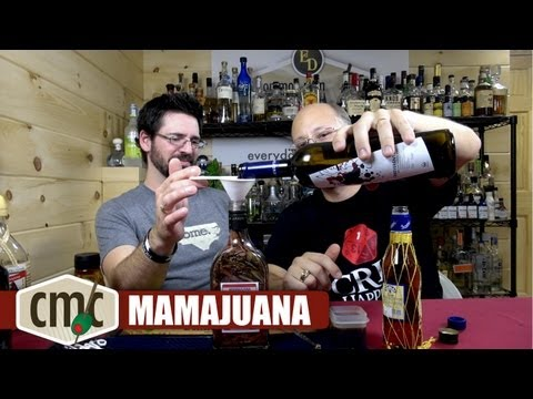 Making Mamajuana. How-To