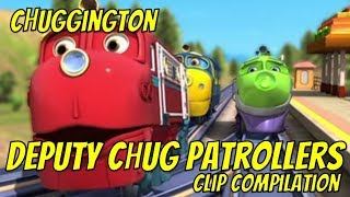 Chuggington - The Best Deputy Chug Patrollers _Full Episodes | Chuggington TV